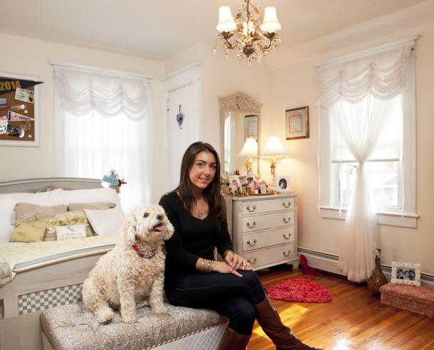 Katelyn, 20 ans  – New York USA