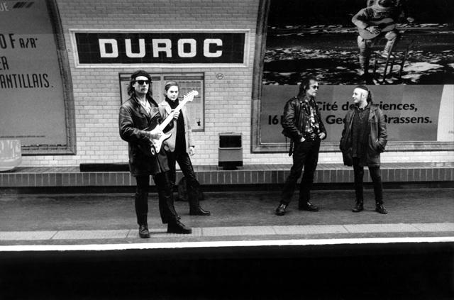 Duroc Des noms de stations du métro Parisien prises au pied de la lettre