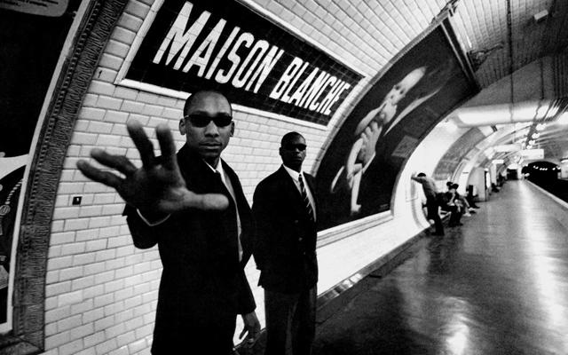 Maison Blanche Des noms de stations du métro Parisien prises au pied de la lettre