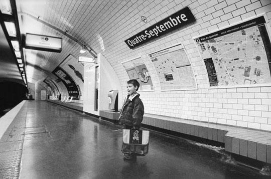 Quatre Septembre Metro station  Des noms de stations du métro Parisien prises au pied de la lettre