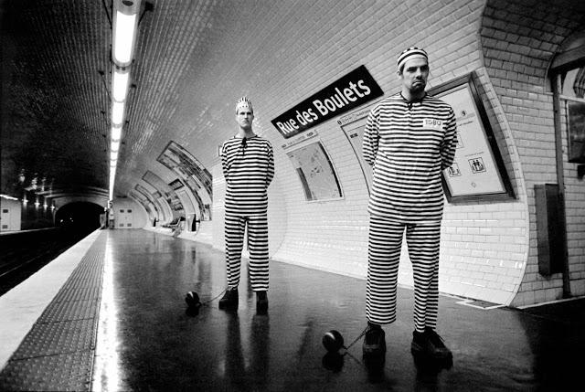 Rue des boulets Metro station  Des noms de stations du métro Parisien prises au pied de la lettre