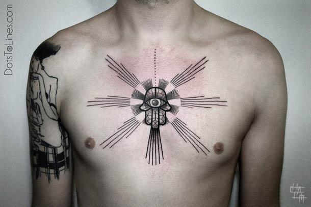 Tatouage-geometrique-pointilllisme-15