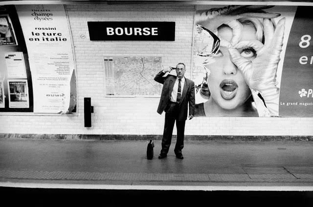 bourse Metro station  Des noms de stations du métro Parisien prises au pied de la lettre