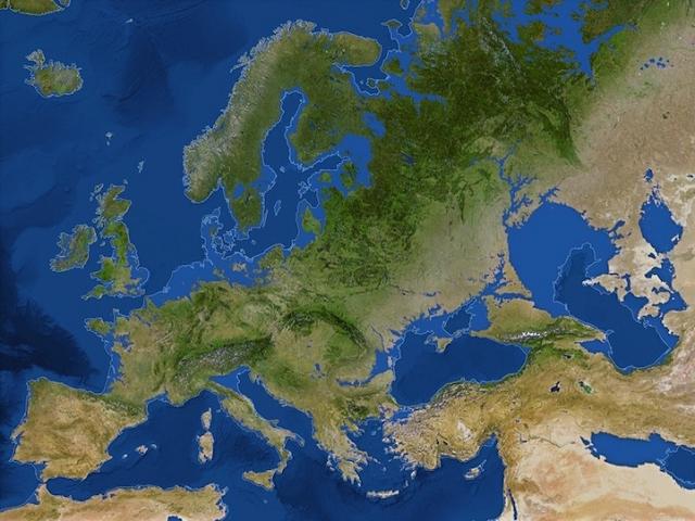 terre continant fonte glace 4 A quoi ressemblerait la terre si la glace fondait
