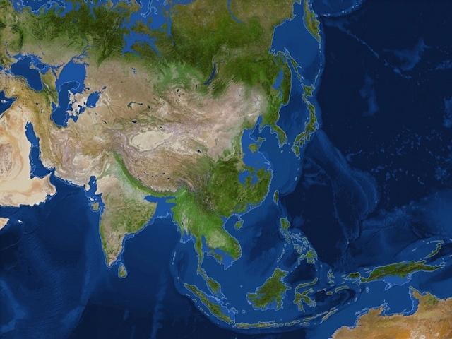 terre continant fonte glace 5 A quoi ressemblerait la terre si la glace fondait