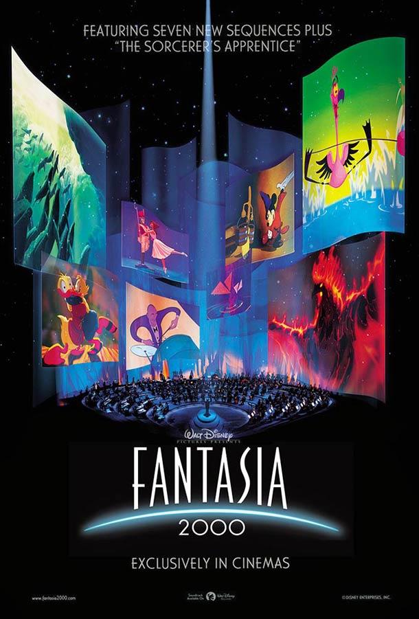 Affiche Fantazia 2000 1999