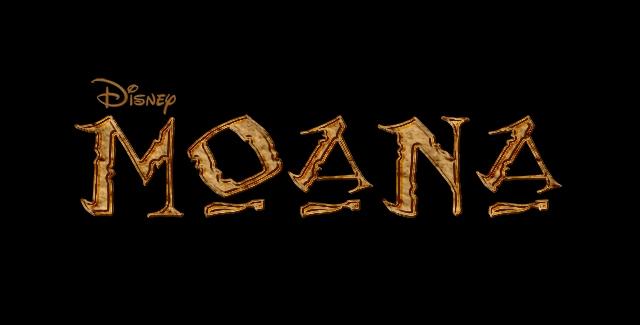 Affiche Moana 2016