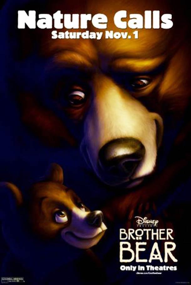 Frère des ours affiche 2003