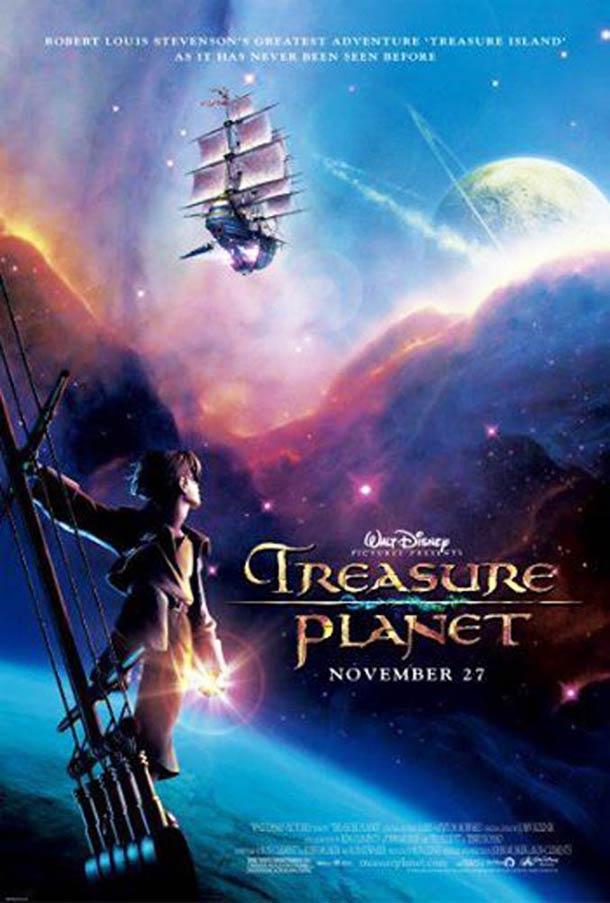 La Planète au trésor 2002