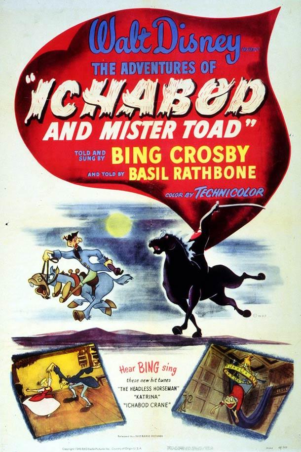 Le Crapaud et le Maître d'école - affiche 1949
