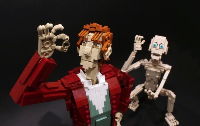 LEGO-Bilbo-and-Gollum