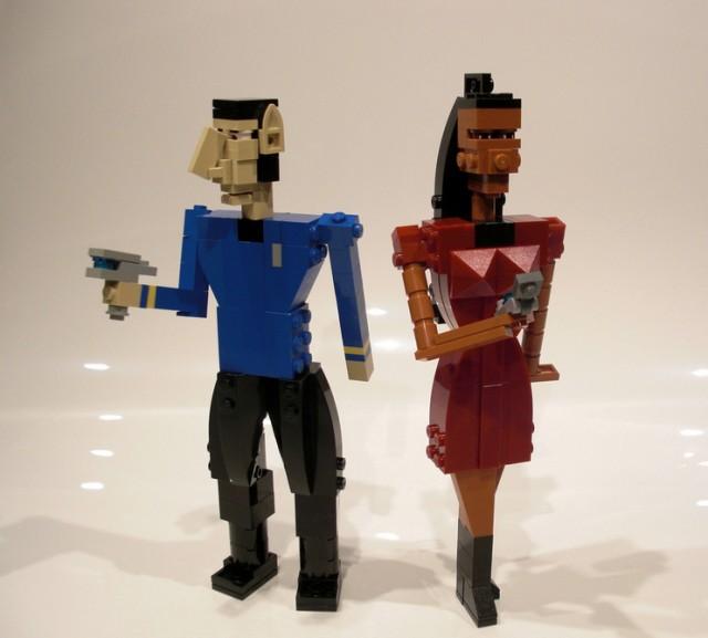 LEGO-Star-Trek