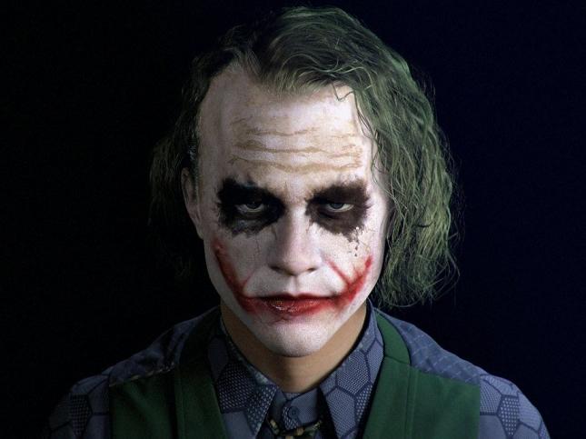 Heath Ledger par Max Edwin Wahyud