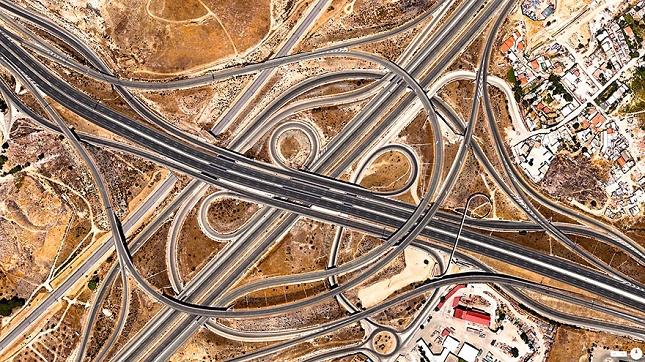 Spaghetti Junction - Madrid - Espagne