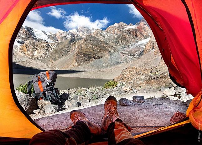 paysages de montagne 1 Des paysages de montagne époustouflants par le randonneur Oleg Grigoryev