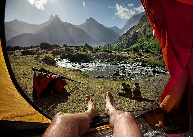 paysages de montagne 10 Des paysages de montagne époustouflants par le randonneur Oleg Grigoryev