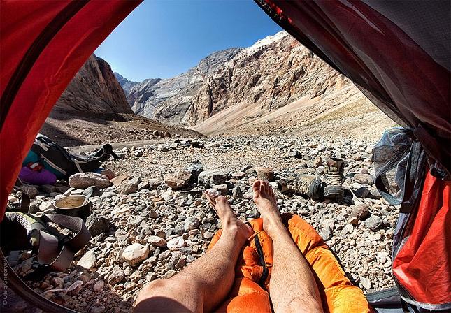 paysages de montagne 3 Des paysages de montagne époustouflants par le randonneur Oleg Grigoryev