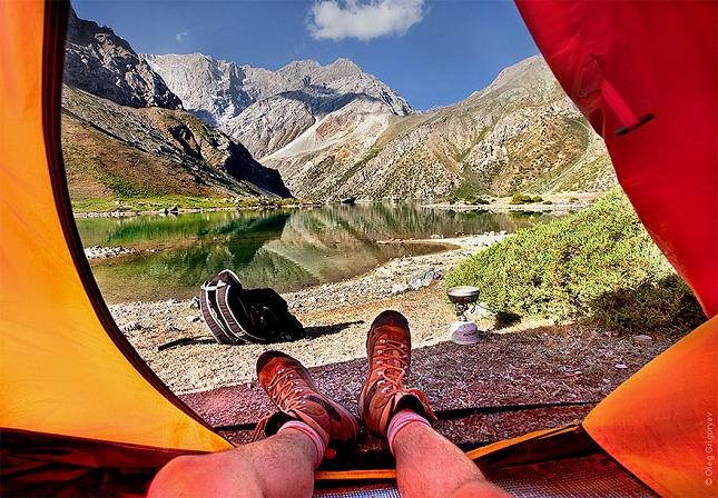 paysages de montagne 4 Des paysages de montagne époustouflants par le randonneur Oleg Grigoryev