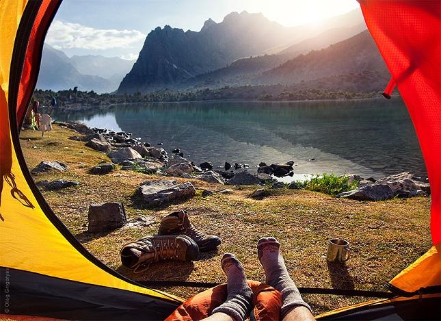 paysages de montagne 5 Des paysages de montagne époustouflants par le randonneur Oleg Grigoryev