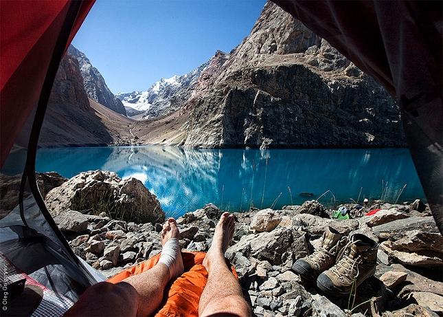 paysages de montagne 7 Des paysages de montagne époustouflants par le randonneur Oleg Grigoryev