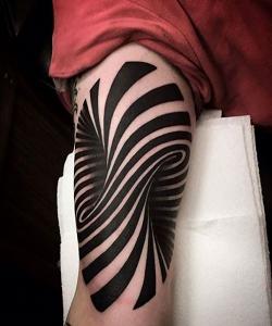 D'incroyables tatouages en 3 dimensions