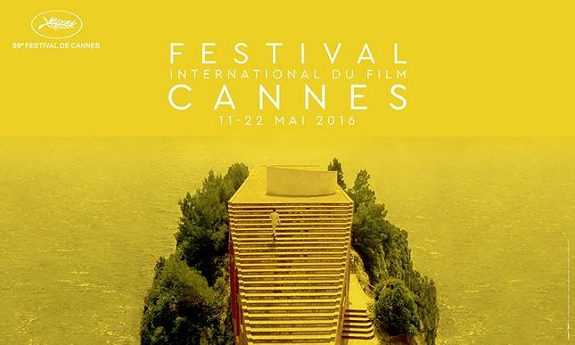Affiche-Festival de Cannes 2016