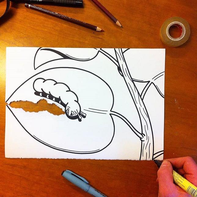 Les dessins hyper r alistes de kelvin okafor - Dessin interactif ...