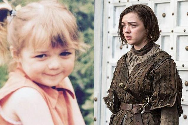 Maisie Williams – Arya Stark