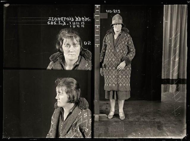 Portraits De Femmes Criminelles Dans Les Ann 233 Es 1920