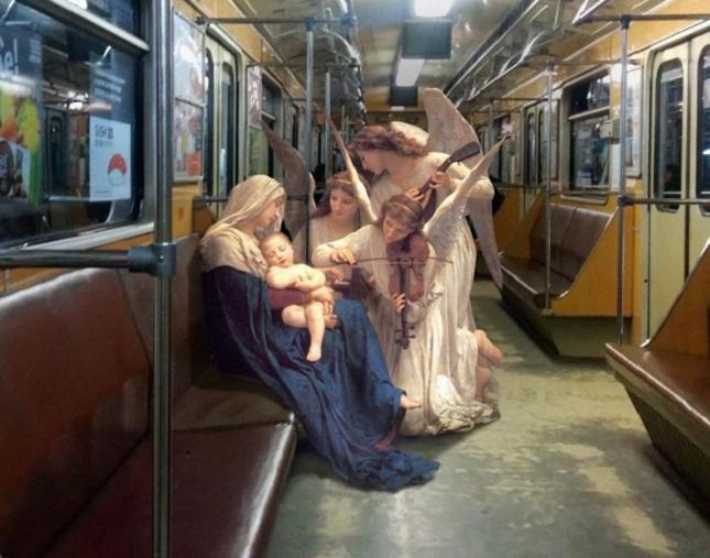 Art-classique-paysage-urbain-Alexey-Kondakov-1