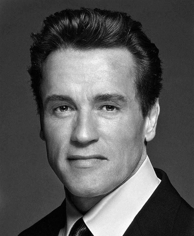Arnold Schwarzenegger + Sylvester Stallone