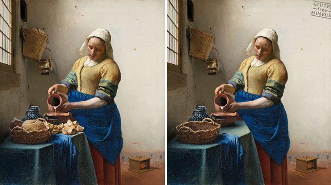 Johannes-Vermeer-sans-gluten