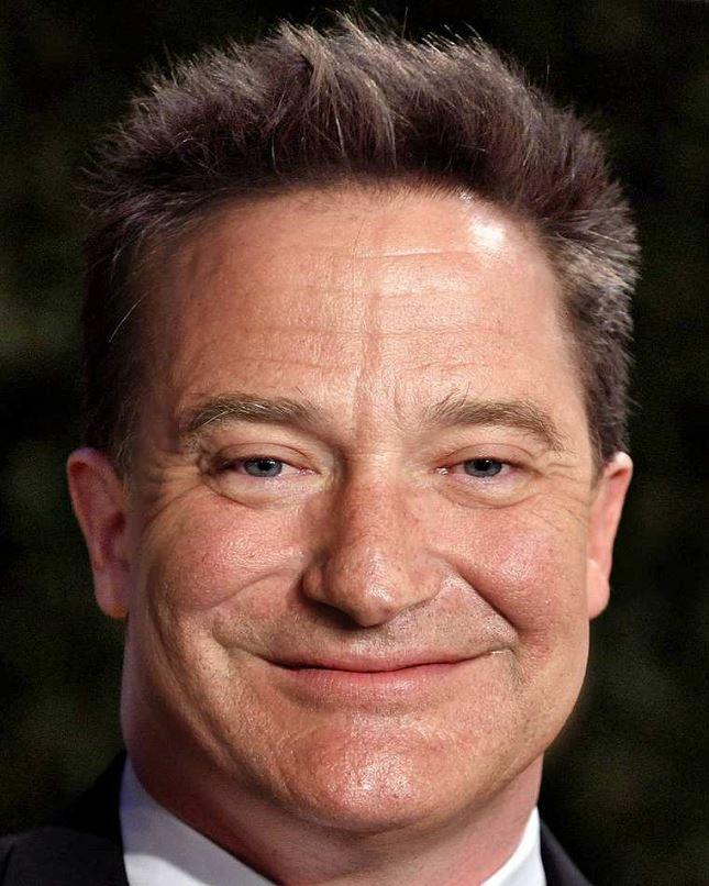 Robin Williams + Brendan Fraser