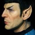 Sculpture-hyperrealiste-Spock-StarTrek-4