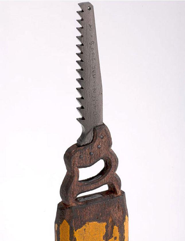 Sculpture-mine-crayon-Dalton-Ghetti-2