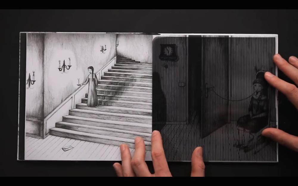 Un Livre D Illustrations Animees Wikilinks