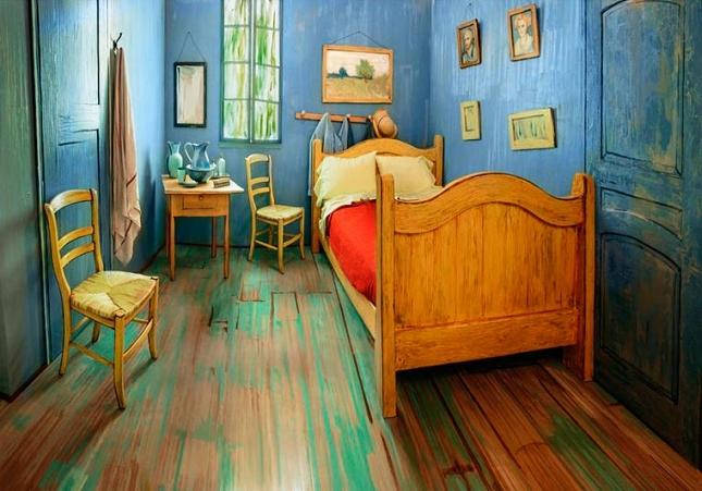 quand airbnb propose à la location la chambre de van gogh – wikilinks