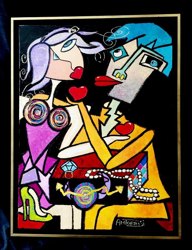 peintre mediumnique - Anne Torrisi001