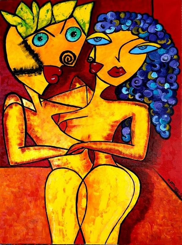 peintre mediumnique - Anne Torrisi003