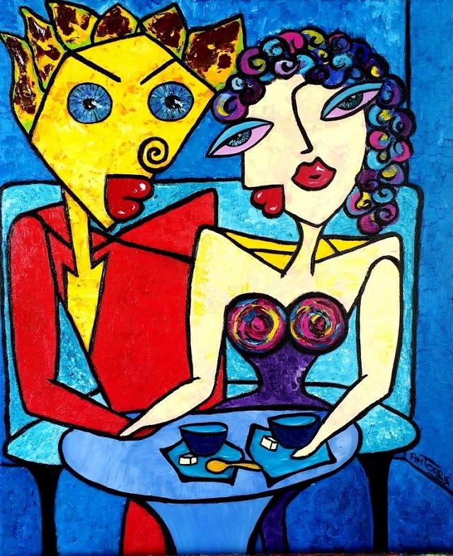 peintre mediumnique - Anne Torrisi005