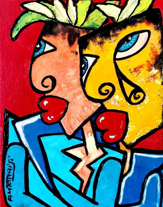 peintre mediumnique - Anne Torrisi006