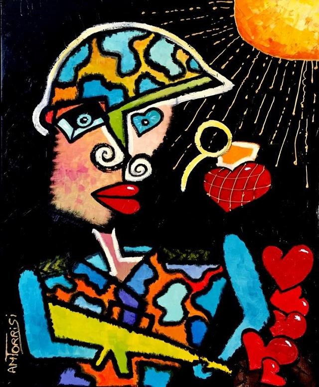 peintre mediumnique - Anne Torrisi015