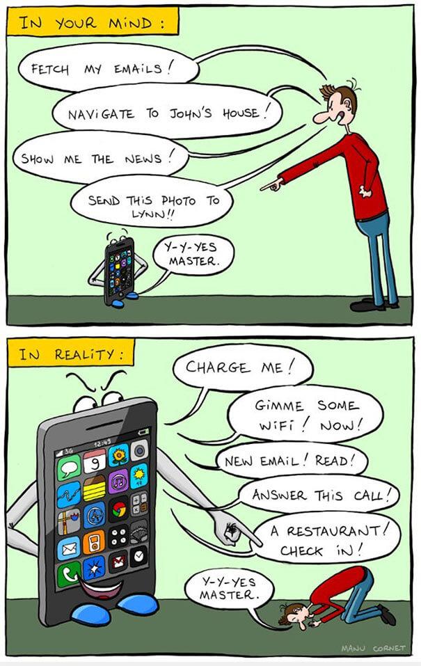 smartphones-addiction-Humour-5
