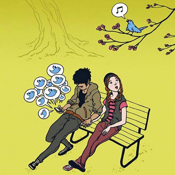 smartphones-addiction-Humour-7