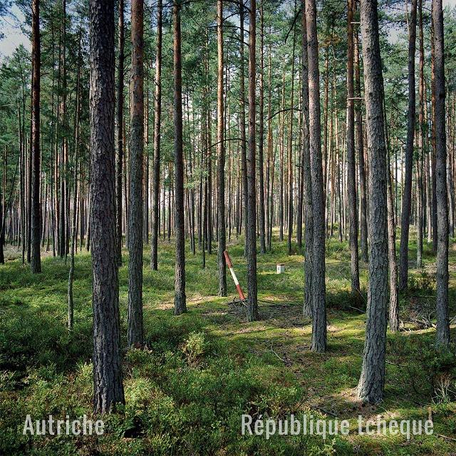 Autriche_Republique-tcheque_frontieres pays Union Europeenne