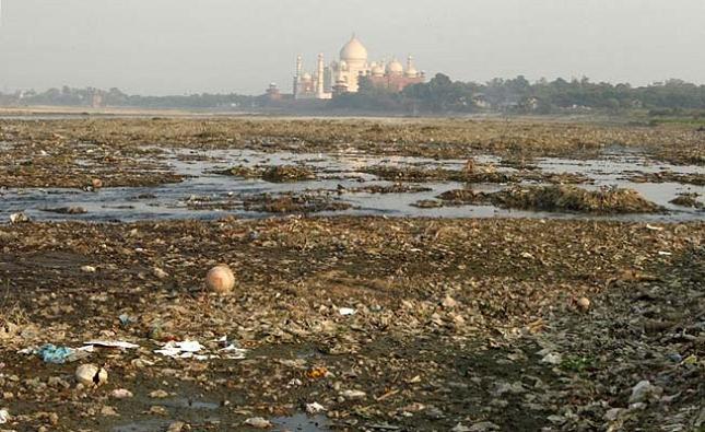 LE Taj Mahal en Inde à couper le souffle - Pas vraiment