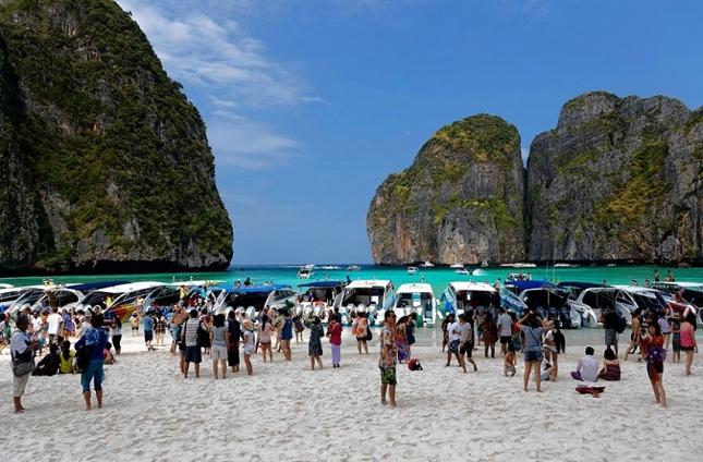 les magnifiques plages thailandaises - realite