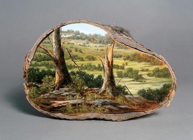 peinture-arbre-souche-tronc-8