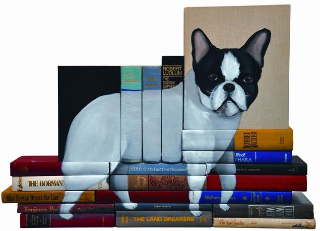 peintures sur livre-13