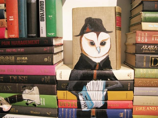 peintures sur livre-15